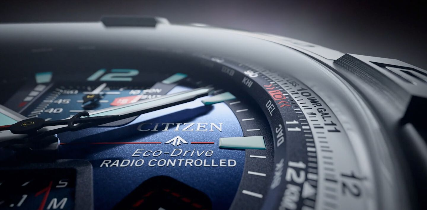 Introducing Promaster Navihawk - Powered by Eco-Drive